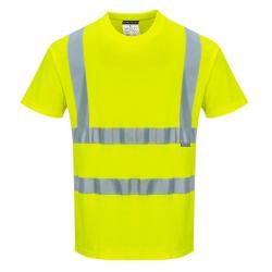 T-shirt ostrzegawczy COTTON COMFORT