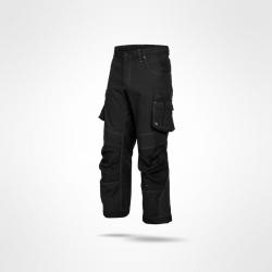 Spodnie w pasek BOSS
