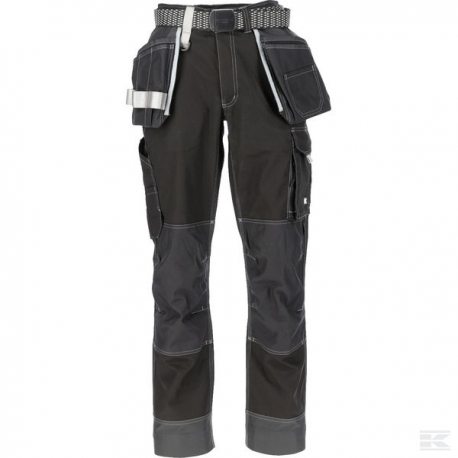 Spodnie robocze TECHNICAL czarne