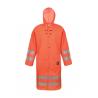 Płaszcz wodoochronny ostrzegawczy model 1102 pomarańcz