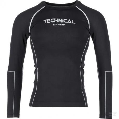 Koszulka termoaktywna TECHNICAL długi rękaw